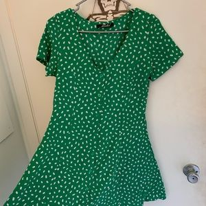 Motel spotted dress